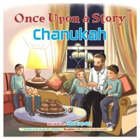 Once Upon a Story Chanukah CD