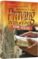 Praying with Fire for Teens Pocket Size [Hardcover]