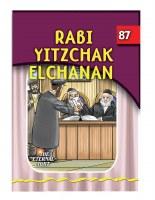 Rabbi Yitzchak Elchanan [Paperback]