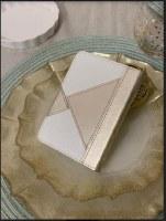 Siddur Eis Ratzon with Tehillim Zippered Gold Triangle Design Faux Leather Sefard