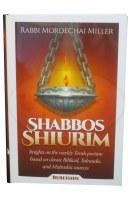 Shabbos Shiurim Bereishis [Hardcover]