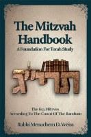 The Mitzvah Handbook [Paperback]