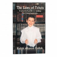 The Laws of Tzitzis [Paperback]