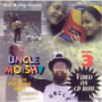 Uncle Moishy Volume 3 DVD