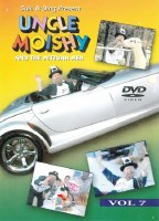 Uncle Moishy Volume 7 DVD