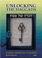 Unlocking the Haggada [Hardcover]