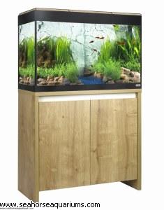 Fluval Roma 125 Oak Aquarium O