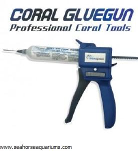 MaxSpec Coral Glue Gun + Glue