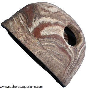 Amtra Deco Clay Igloo 10cm