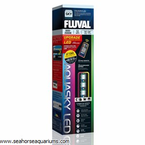 Fluval AquaSky LED 12W