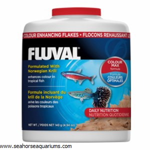 Fluval Colour Enhancing Flakes