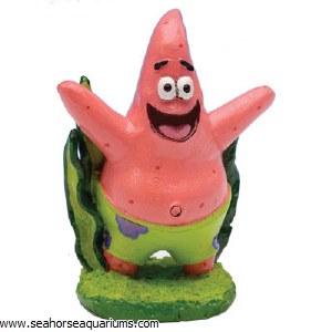 Mini Patrick Ornament
