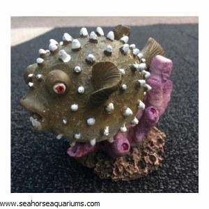 Puffer Fish Air Ornament