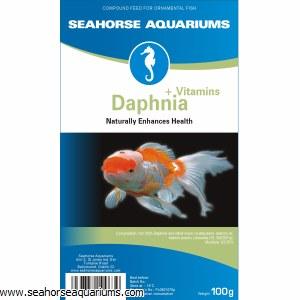 SA Daphnia +Vitamins 100g