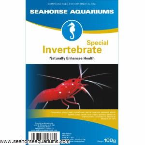 SA Marine Inverts Food 100g