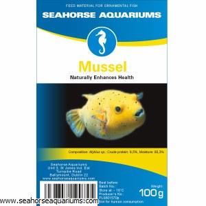 SA Mussel 100g