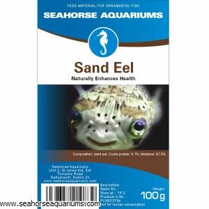 SA Sand Eel 100g