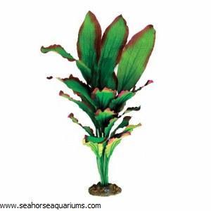 Silk Plant Amazon Brown 30cm