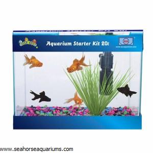 Aquarium Starter Kit 20 Litre