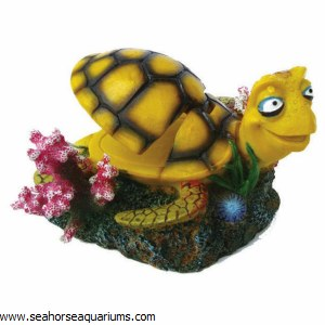 Turtle Air Ornament