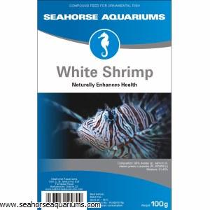 SA White Shrimp 100g