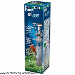 JBL ProFlora m500 Bottle CO2