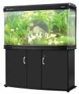 Boyu Aquarium & Cabinet Black