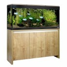 Fluval Roma 240 Cabinet in Oak