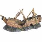 Shipwreck Decor Ornament L