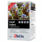 Coral Colors A,B,C & D 4 pack