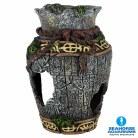 AquaOne Broken Aztec Vase Lg