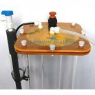 Korallen-zucht Calcium Reactor
