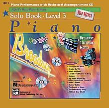 Alf 4 Top Hits Solo CD
