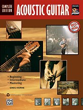 Acoustic Guitar Method Complet
