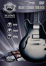 Alfred's PLAY: Blues Guitar TB