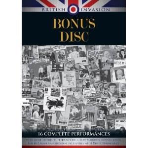 British Invasion Bonus Disk