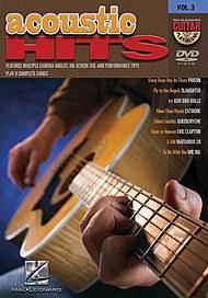 Acoustic Hits - Gtr P-Along