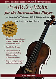 ABCs of Violin Interm DVD