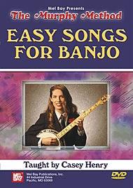 Easy Songs for Banjo (DVD)