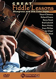 Great Fiddle Lessons