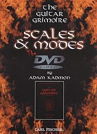 Guitar Grimoire: Scales and Mo