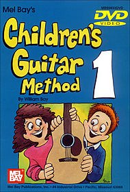 Children's Guitar Method 1 DVD