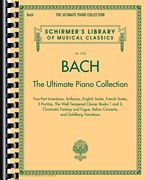 Bach: The Ultimate Piano Colle