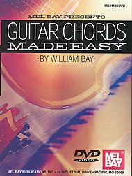 Guitar Chord made Easy DVD