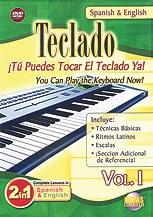 2 in 1 Bilingual: Teclado 1