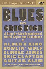 Blues with Greg Koch DVD