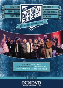 Buddy Rich Memorial Concert 08