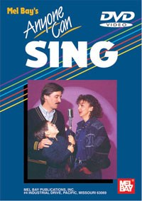 Anyone Can Sing DVD