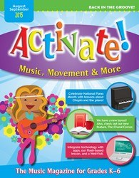 Activate! 2015 Aug-Sep