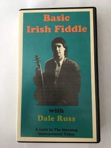 Basic Irish Fiddle DVD